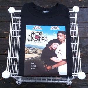 Poetic Justice-Custom Shirt
